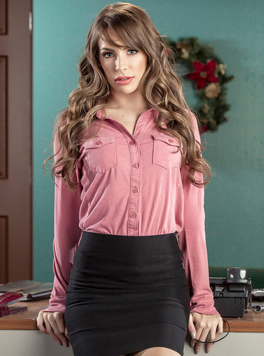 Kimmy Granger - Brazzers - Teens Like It Big - A Talk With Teacher