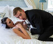 Big Butt Wedding Day - Simony Diamond - 1