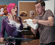 Let's Bake A Titty Cake - Anna Bell Peaks - 1