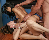 A Dick Before Divorce - Ariella Ferrera - Veronica Rodriguez - 5