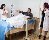 Going HAM On The Nurse - Monique Alexander - Nekane Sweet - 1