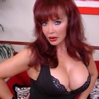 Hot Busty Milf Nymph Vanessa