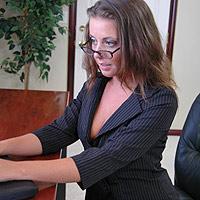 Penny The Secretary