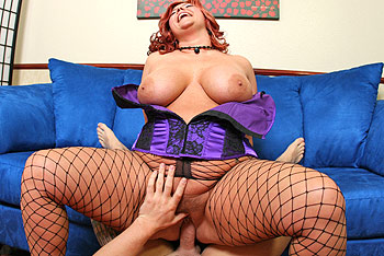 Eden Huge Titts Get Cummed On After A Long Fuck