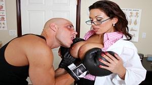 Big Tit Knock Out!