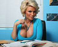 Strict Teacher - Diamond Foxxx - 1