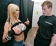 Big Cock Rock Star - Nikki Benz - 1