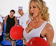 Dodge Balls - Julia Ann - 1