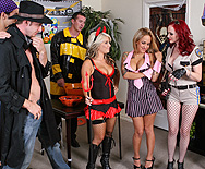 Who said you're out of luck on Halloween. - Mz Berlin - Regan Reese - 1