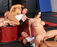 The Gladiators - Claire Dames - Dylan Ryder - 3