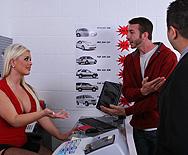 Car Rental gone bad. - Andi Anderson - 1