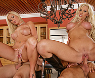 A Cock Swapping Invitation - Tanya James - Ahryan Astyn - 4