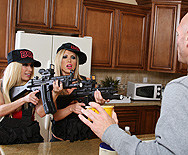 The Impostor - Nikki Benz - Gina Lynn - 1