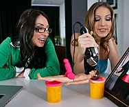 Porn Science 2 - Jenna Haze - Roxy Jezel - 1