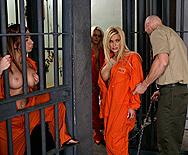 New Meat In Jail - Shyla Stylez - 1
