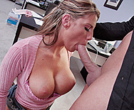 A Task For Tits - Charisma Cappelli - 3