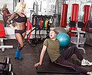 Ass Aerobics 101 - Holly Halston - 1