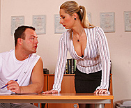 A Bad Bad Student - Daria Glover - 1