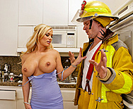 C'mon Baby Light my Fire! - Shyla Stylez - 1