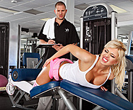 Getting Personal with My Trainer - Andi Anderson - 1