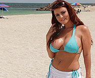 Beach, Boat and Big boobs - Sophie Dee - 1
