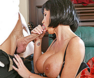 Pump Fiction - Courtney Cummz - Nikki Benz - 2