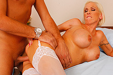 Kasey Grant in Nurse Gets The Full Body Experience - Picture 4
