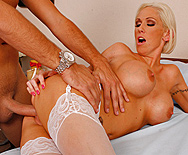 Nurse Gets The Full Body Experience - Kasey Grant - 4