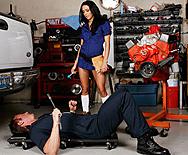 Mechanic Teen Sensation - Stephanie Cane - 1