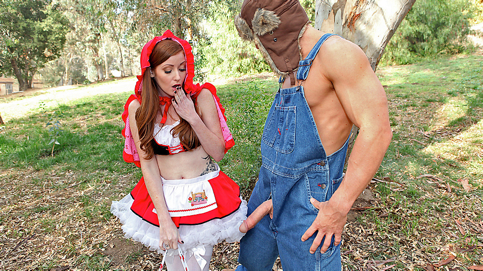 Little Red Riding Whore