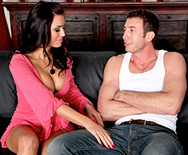 Two Cocks for the Two-Timer - Eva Angelina - 1