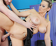 Taking Care Of The Team - Abbey Brooks - 5