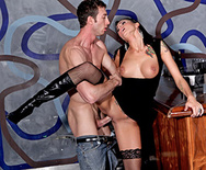 Cock Block Gets Cock Rocked - Sea J Raw - 2