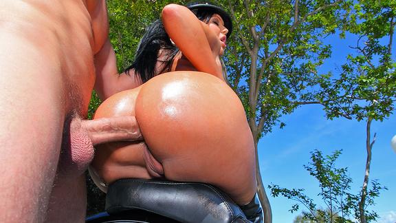 Biker Butt