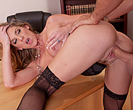 Cum In My Office Bad Boy - Kayla Paige - 4
