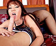 Deepthroating's Not a Hobby, It's a Profession - Claire Dames - 2