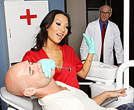 Pussy is The Best Medicine - Asa Akira - 1