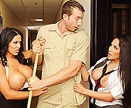 Long Live Brazzers! - Jenaveve Jolie - Lisa Ann - Sienna West - Madison Scott - 1