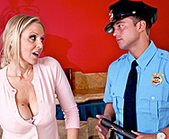 Stop! Or My Mom Will Fuck! - Julia Ann - 1