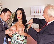 Fuck Or You're Fired - Aletta Ocean - 1