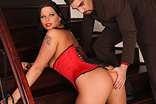 Simony Diamond in Glamorous Booty Shake - Picture 2
