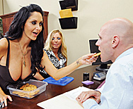 Interview with my Asshole - Ava Addams - 1