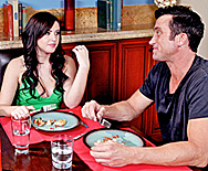 Dinner For Three - Brooke Lee Adams - 1