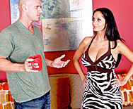 You're Busted, I'm Busty - Ava Addams - 1