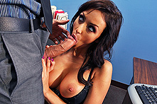 Breanne Benson in How To Fuck In The Office - Picture 2
