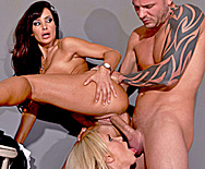 Reservoir Sluts - Lisa Ann - Nikki Benz - 4