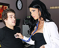 Take Up Thy Stethoscope And Fuck! - Jessica Jaymes - 1