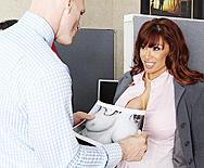 Office Pranks By Office Skanks - Devon Michaels - 1