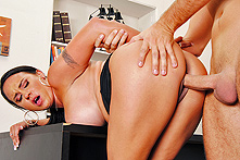 Mariah Milano in Perverted Boss - Picture 4
