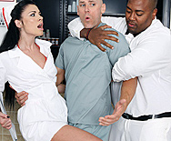 One Fuck Over The Nurse's Cunt - Andy San Dimas - 1